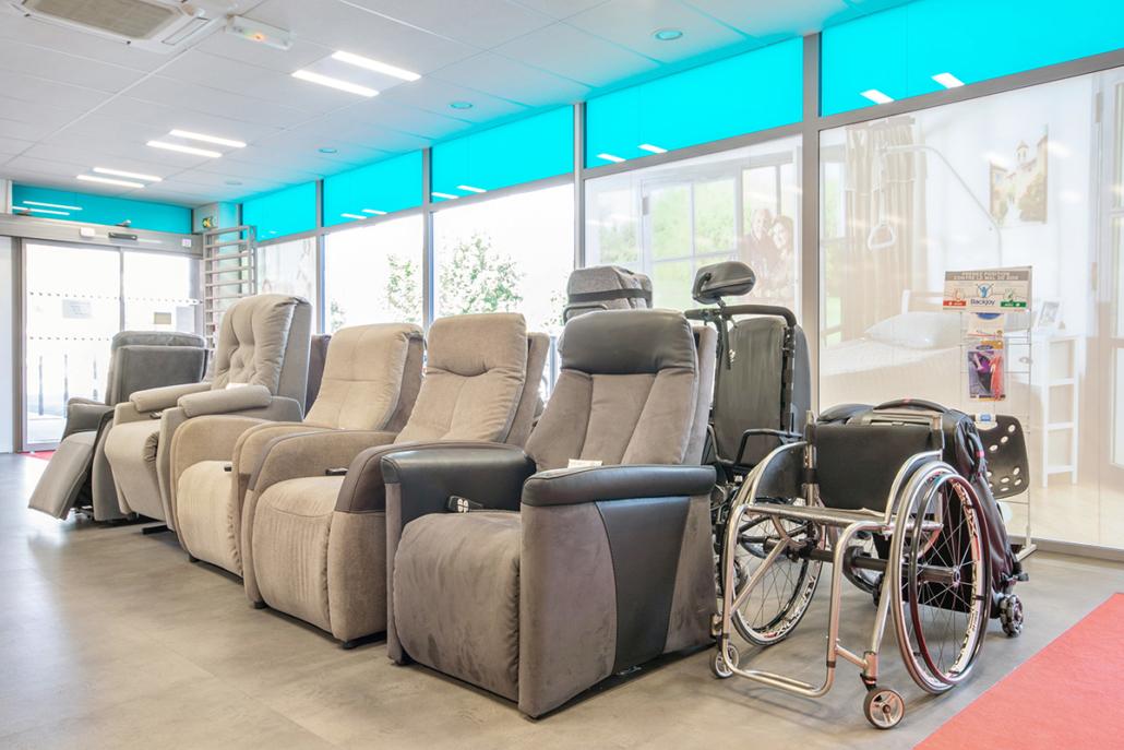 fauteuil releveur confort et santé moteur bastide le confort médical clermont ferrand